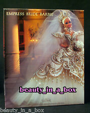 Empress Bride Barbie Doll plus Sketch Bob Mackie Timeless Treasures SHIPPER NRFB