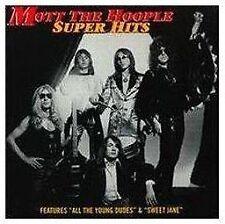 Mott The Hoople : Super Hits CD