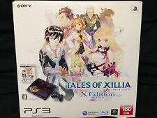 Tales of Xillia X Edition PS3 Japan Limited Edition CEJH-10018