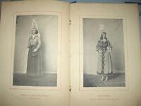costumes normands exposition des arts appliques a la decoration des tissus 1901