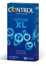 CONTROL ADAPTA XL PRESERVATIVI EXTRALARGE - 12 PEZZI
