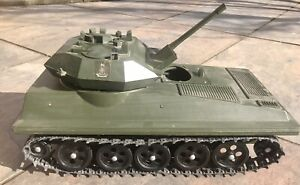 Action Man Tank Vehicle