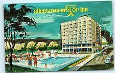 *Allentown Motor Inn 400 Hamilton Street Allentown Pennsylvania Postcard B43