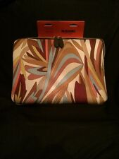 New w Tag Missoni for Target Floral Neoprene Zippered Laptop Sleeve Case Bag