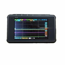 ARM DSO203 Digital oscilloscope 4 channel (Aluminum Case) Silver/Black with Prob