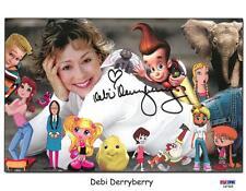Debi Derryberry Signed Authentic Autographed 8x10 Photo PSA/DNA #C67323