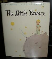 Antoine de Saint-Exupery The Little Prince 1943 HC DJ 1st Reynal early printing