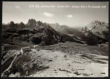 AD0178 Belluno - Provincia - Rifugio Auronzo