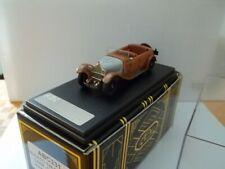 abc sc1/43 bugatti t44 carrozzeria ghia 1929 chassi 44477