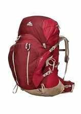NWT Women's Gregory Jade 70 Hiking Backpack Medium Rosewood Red
