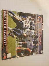 2012 NFL Chicago Bears Team Calendar Brand New Sealed