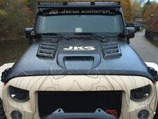 Hood Vent-Jeep Jk Hood 07-16 Venom JK Hood Owens J15001 fits 07-17 Jeep Wrangler