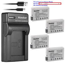 Kastar Battery Slim USB Charger for Canon LP-E8 LC-E8 Canon EOS Rebel T5i Camera
