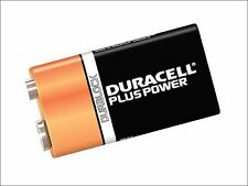 Duracell - 9v Cell Plus Power Battery Pack of 2 MN1604/6LR6 - S3568