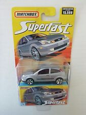 """Matchbox, Ford Focus ZX3, """"Superfast"""" with box, Limited edition, 1:64, Diecast"""