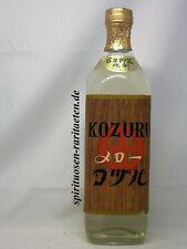 Kozuru Mellow Shochu 6 Jahre alt 60er Jahre Japanischer Reisbranntwein 35%