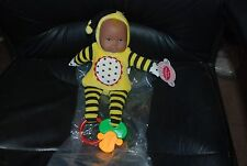 Madame Alexander 70105 Play With Me Bumble Bee Doll  Afrian American New