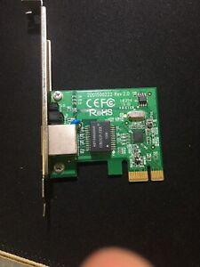 Internal Ethernet Card Untested