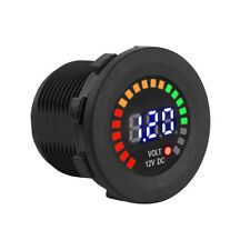 1x LED Digital Display DC 12V Car Boat Panel Gauge car Voltmeter Battery Monitor