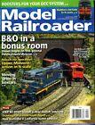 Model Railroader Magazine September 2018 B O in a bonus room, Boosters for DCC