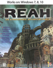 Reah: Face the Unknown PC Game 1999