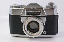 Vintage SLR Camera Voigtländer Bessamatic de Luxe only body Ref. 111913
