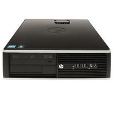 HP 6200 Pro Desktop PC Computer Intel Pentium 2.6GHz Windows 7 Pro 8GB 1TB