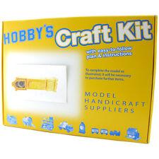 Hobby's Match Craft Kit Grandfather Clock NEW