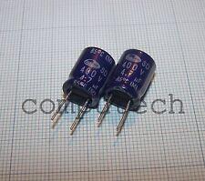 5 pezzi Condensatore elettrolitico 4,7uF 400V SAMWHA SD Serie