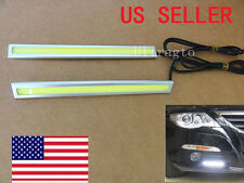 High Power COB Running DRL LED Car Truck Motorcycle Driving Power Day Fog Light