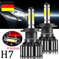 2X H7 LED Scheinwerfer Kit Fern-/ Abblendlicht 6000K VS Xenon Halogen Weiß Lampe