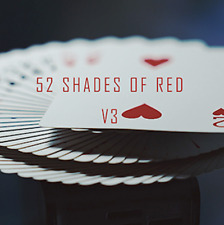 52 Shades of Red (Gimmicks included) Version 3 by Shin Lim  - Magic Trick
