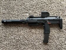"H&K MP7 UMAREX KWA Airsoft Gun  (With Holo Sight & ""Combat Raptor"" Suppressor)"