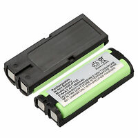 2 x 2.4V 1000mAh Rechargeable Battery Home Phone Battery for PANASONIC HHR-P105