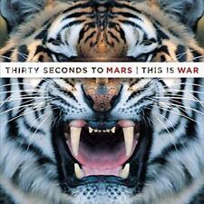 30 Seconds To Mars - This Is War (NEW 2 VINYL LP+CD)
