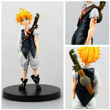 Japan Anime The Seven Deadly Sins Meliodas Figure Figurine PVC 5.5''