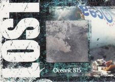 Lost Relics Oceanic Airlines 815 Airplane Wreckage RC2 Relic Card