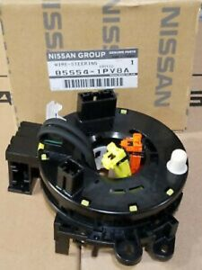 Genuine Nissan OEM Clock Spring Spiral Cable  R35 GT-R 2007/11-   B5554-1PV8A