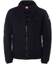 HUGO BOSS ORANGE STEPPJACKE OSKAR-W 48 NEU JACKET JACKE BLACK WINTER
