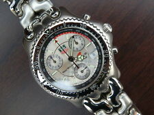 NEW TAG HEUER F1 MCLAREN WEST SWISS MADE DAYTONA CHRONOGRAPH WATCH CG1117.BA0423