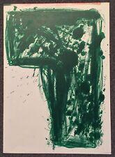 Walasse Ting, color, litografía 1964
