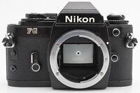 Nikon FG Gehäuse Body SLR Kamera analoge Spiegelreflexkamera schwarz