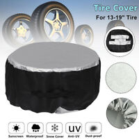 13-19inch Car SUV Wheel Protection Spare Tire Bag Winter Tire-Tyre Storage N_N