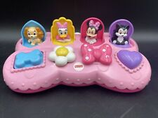 New listing Disney Baby Fisher Price Minnie Mouse Pop Up Surprise Toy 2013