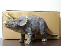 Triceratops 1/10 Figure Dinosaur Grey TSUKUDA HOBBY Jurassic Park F/S