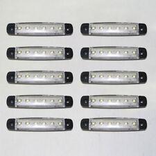 NEUF 10 X 12V del transparent feu de Position Côté pour Citroen Jumper Berlingo