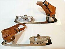 Vintage Spalding & Bros.Ice Skates