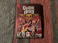 Guitar Hero Aerosmith (PC/Mac Game)