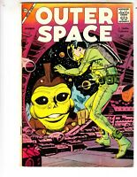 Outer Space 20 VG+ (4.5) 12/58 Charlton Comics! Jack Kirby artwork!