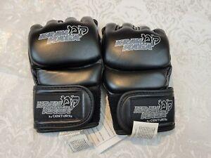 Century Krav Maga Training Gloves Black Size S - NWT New